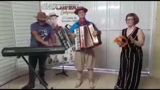 """Música """"Fazenda Viúva"""" por Evaristo Ivo de Souza"""