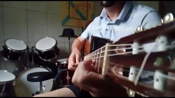 """Música """"Sublinhando Meu Rio"""" por Daniel José de Abreu"""