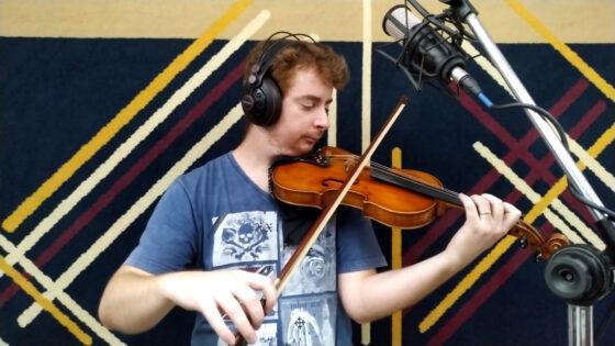"Música ""Soneca Interrompida"" por Acary Ferreira Vigarani"