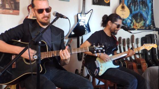 """Apresentação Musical """"Classic Rock"""" com Cristiano Goulart"""
