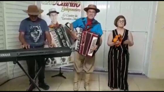 """Música """"Mérica Mérica"""" por Nadir Maria Fiamoncini"""